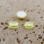 Jonquil Jewel Faceted - 7mm. Round Cabochons - Lots of 144