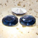 Montana Sapphire - 18x13mm Oval Faceted Gem Jewels - Lots of 144