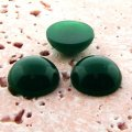Jade Opaque - 18mm. Round Domed Cabochons - Lots of 144