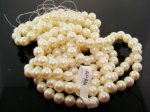 CULTURA 10MM ROUND SMOOTH JAPANESE PEARLS - Lot of 78
