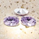 Light Amethyst - 18x13mm. Oval Faceted Gem Jewels - Lots of 144
