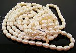 CULTURA 11X8MM OVAL TEXTURED JAPANESE PEARLS - Lot of 68