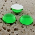 Peridot Jewel - 20mm. Round Domed Cabochons - Lots of 72