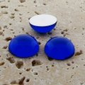 Sapphire Jewel - 13mm. Round Domed Cabochons - Lots of 144