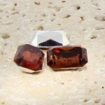 Topaz Jewel - 14x10mm. Octagon Faceted Gem Jewels - Lots of 144