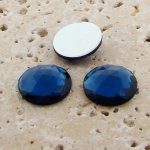 Montana Sapphire Multi Facet - 13mm Round Cabochons - Lot of 144