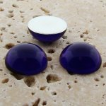 Montana Sapphire Jewel - 20mm Round Domed Cabochons - Lots of 72